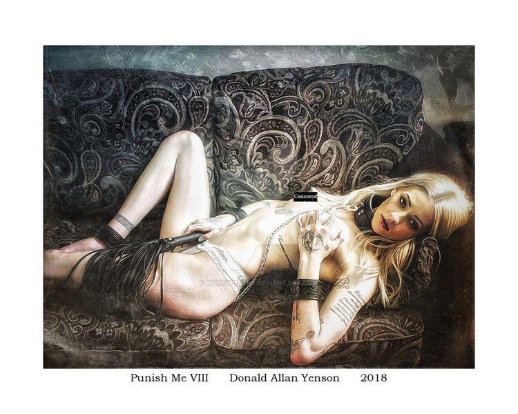 Punish VIII featuring Natty, sh - donyenson   ello