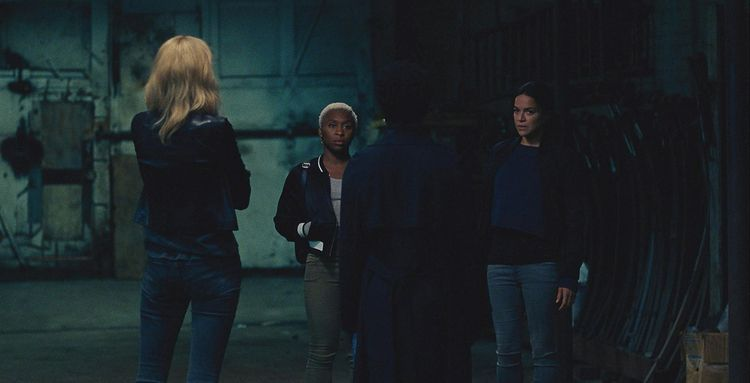 Widows - Trailer Academy Award - comicbuzz | ello