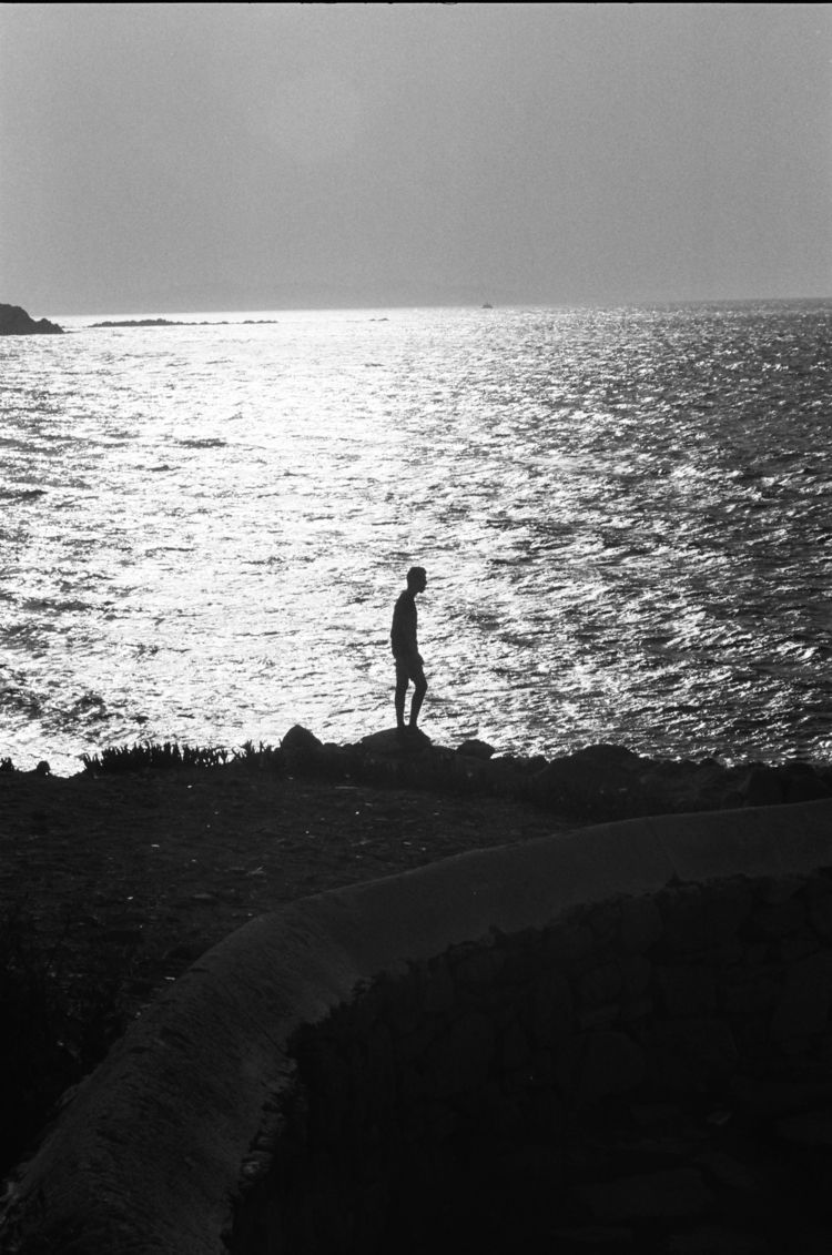 José 〜 Mykonos, Greece - filmphotography - ferreira-rocks | ello