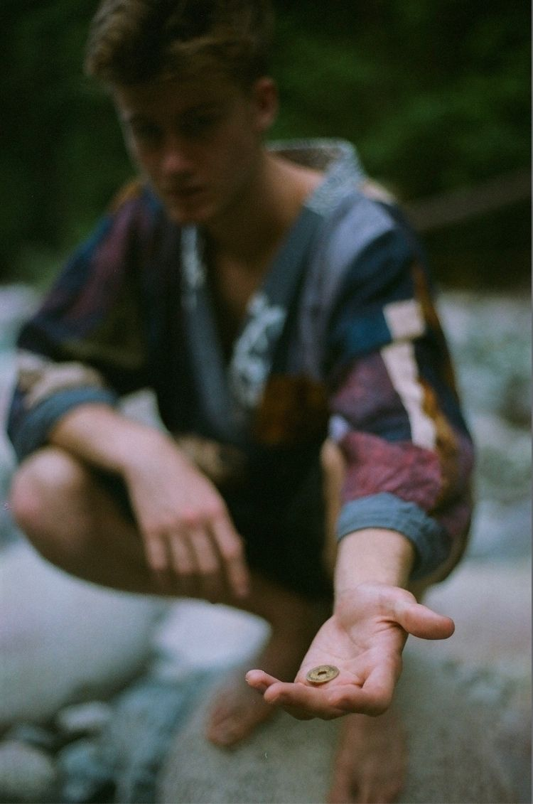 zen rocks  - 35mm, wilderness, photography - tessakrochak | ello