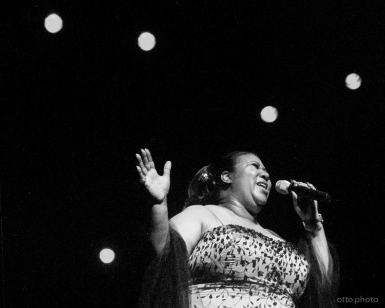 Aretha Franklin, Virginia, July - ottok   ello
