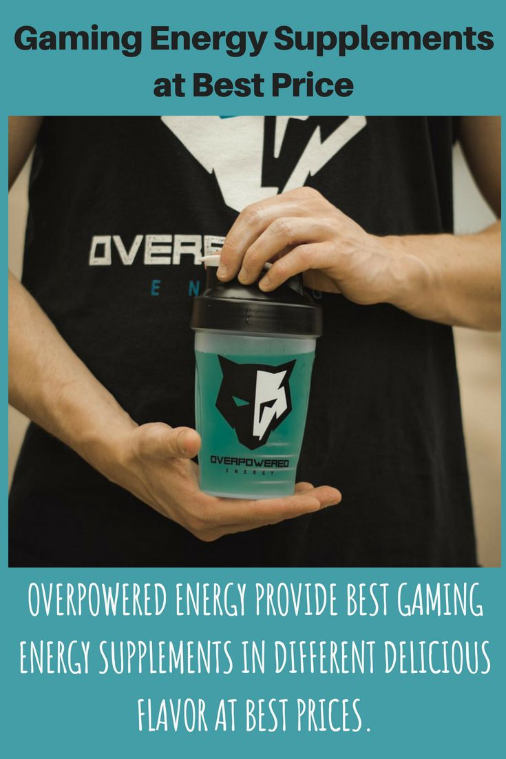 Overpowered Energy offer safe e - overpoweredenergy | ello