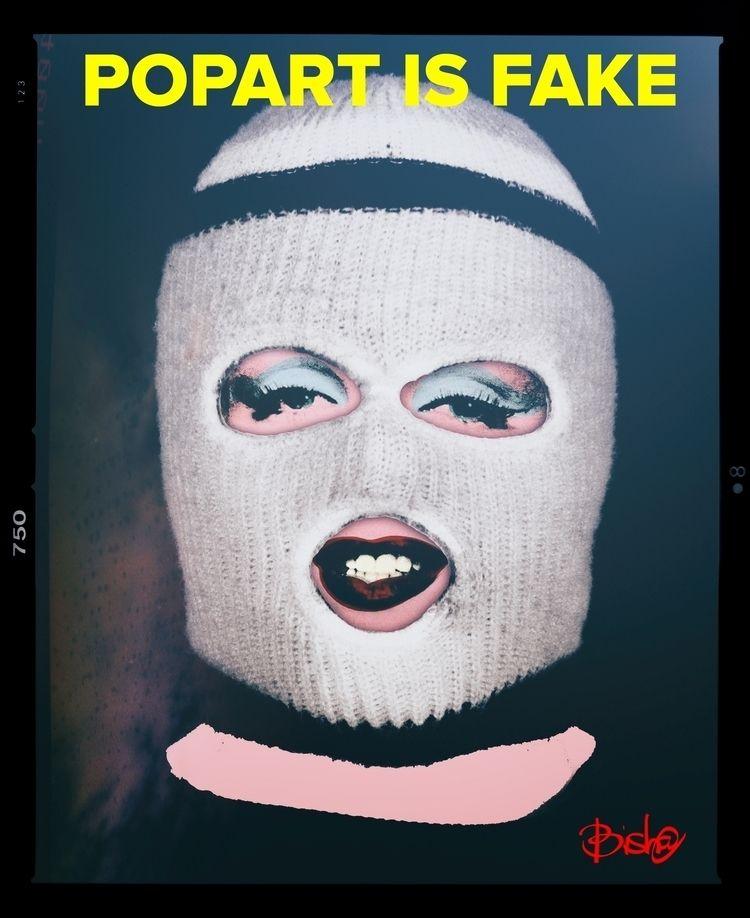 POP ART FAKE - popart, popspective - bisha | ello