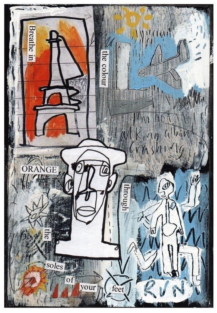 'Run - art, artcurator, artcollector - simonkirk | ello
