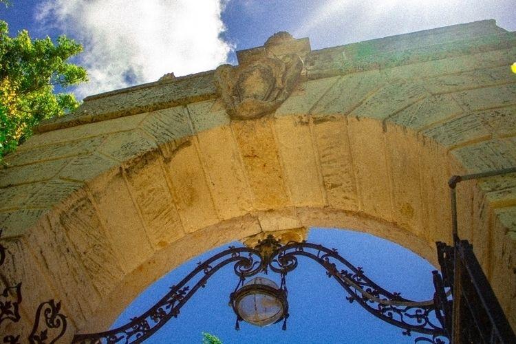 Vizcaya Museum Entrance Shot Ca - vickent   ello