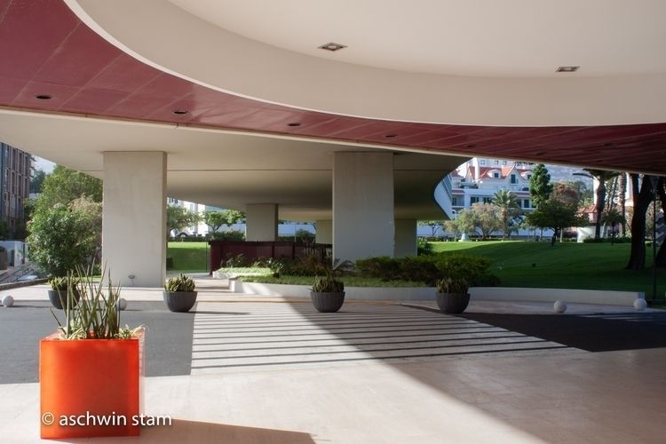 Oscar inspo design - Niemeyer, bauhaus - asch-nl-amsterdam | ello