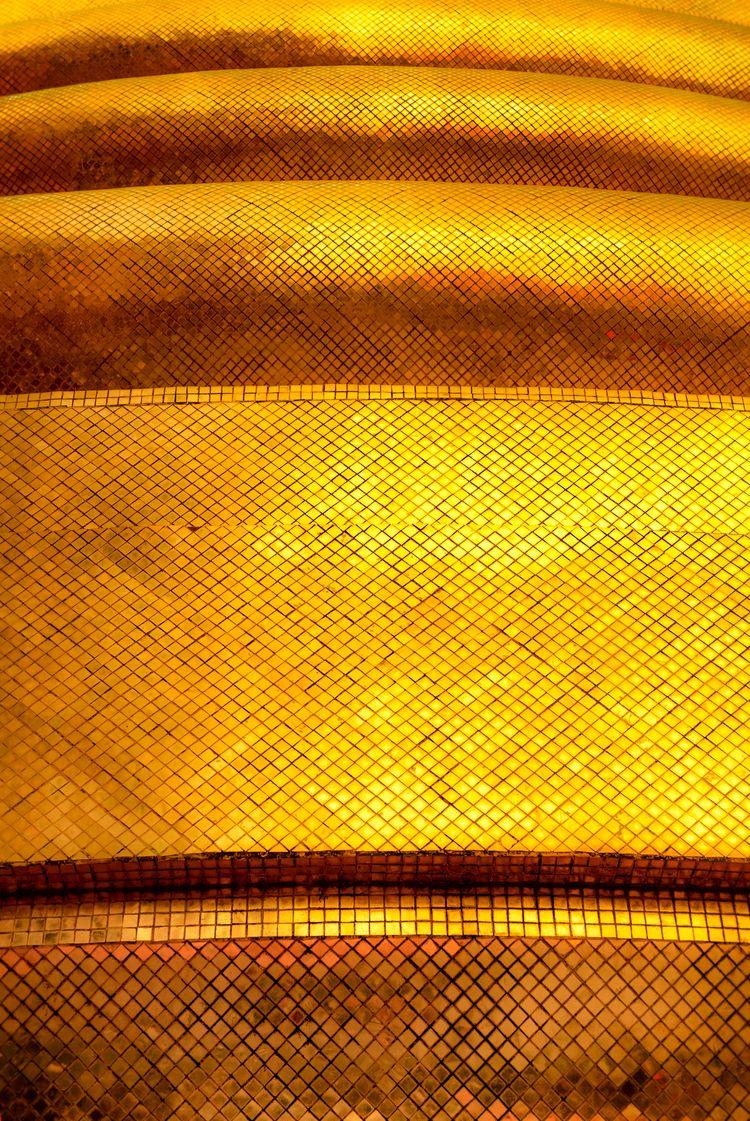 richness myth pattern - golden, Bangkok - christofkessemeier | ello