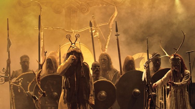 Heilung Creating Amplified Hist - sounddesign | ello