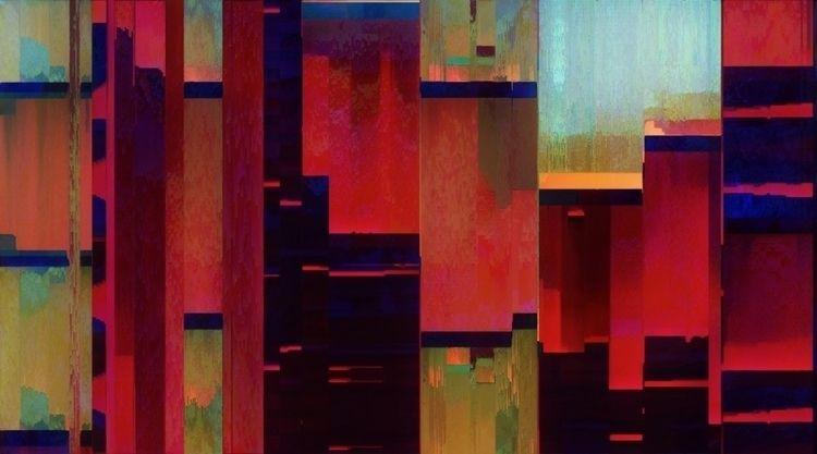 art, abstract, abstractart, digitalart - phil_clark   ello