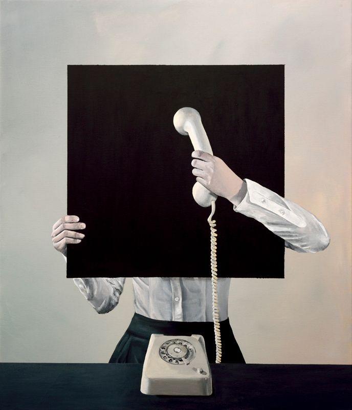 Painting 1: Calls, Acrylic pain - helenetraxler | ello