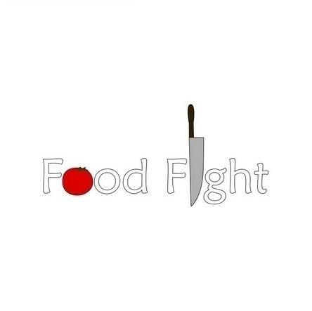 Food Fight. Art digitally anima - someartworker | ello