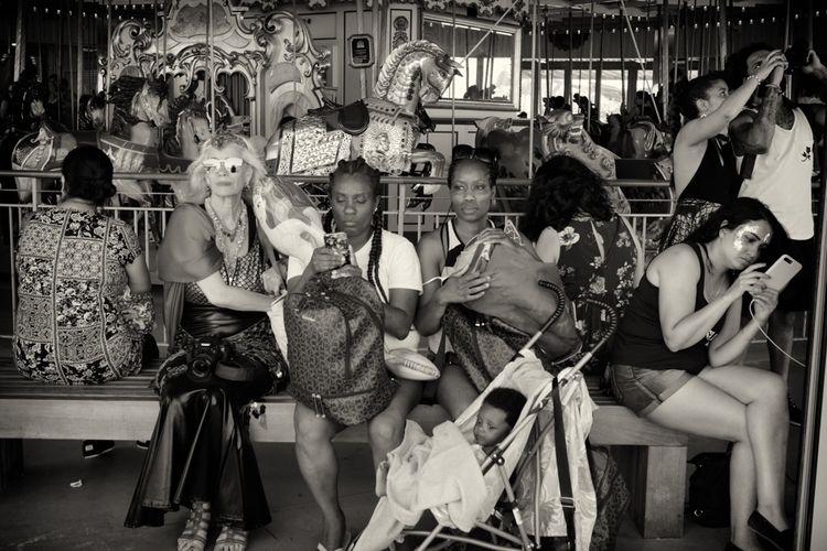 Coney Island Mermaid Parade 201 - dkellyphotography | ello