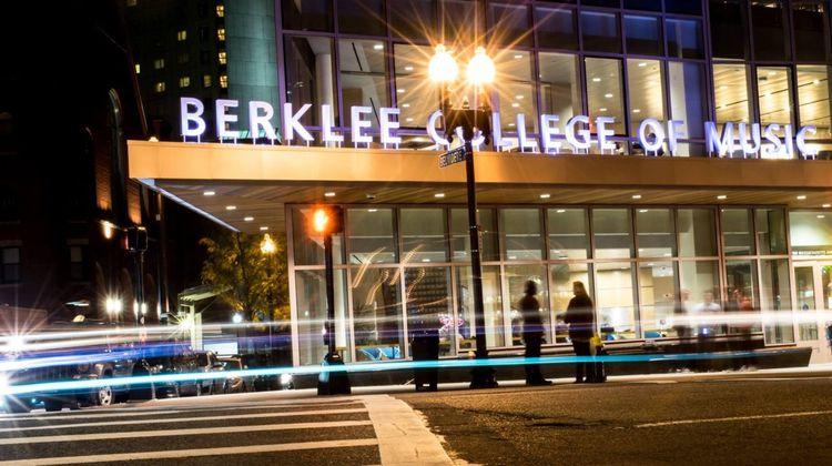 Berklee College Music accept la - sounddesign | ello