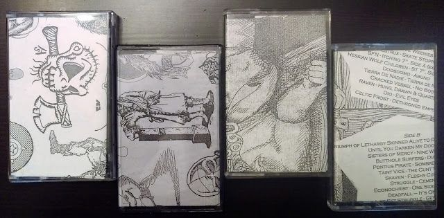 HDD Mix SOLD - cassette, cassettes - nathangobrien | ello