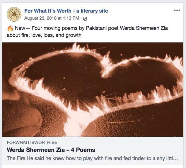 moving poems Pakistani poet Wer - jason_bentsman | ello