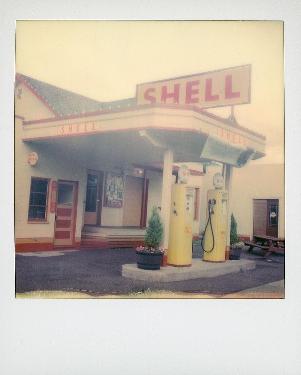 Shell Station America - ishootfilm - ericoliveira | ello