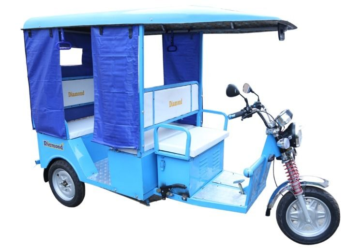 Electric Rickshaw Manufacturers - diamondgroups12 | ello