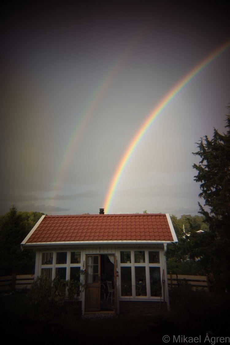 rainbow - doublerainbow, holga, treasure - mikael_agren_photography | ello