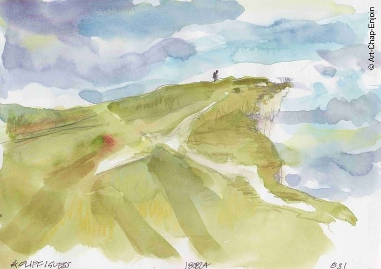 831 - cliff guess Friday drove  - artchapenjoin | ello
