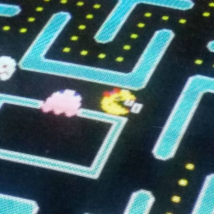 Ms. Pac-Man - arcade - 8bitcentral | ello