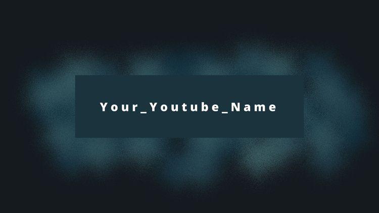 Free Youtube Channelart Templat - artlikesyou | ello