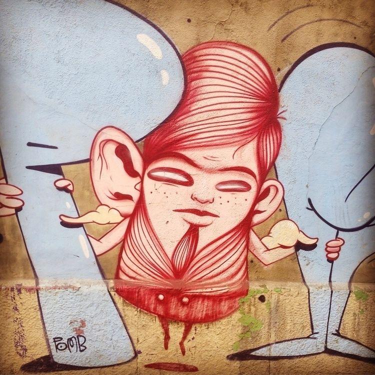 Artist: Pomb, 9 de Julho, São P - casparmenke | ello