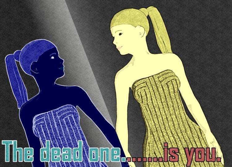 dead - Twins, Horror, Anime, Animation - nordicbalt | ello