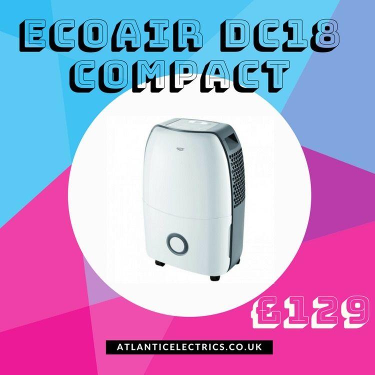 EcoAir DC18 Compact Portable De - electricsatlantic | ello
