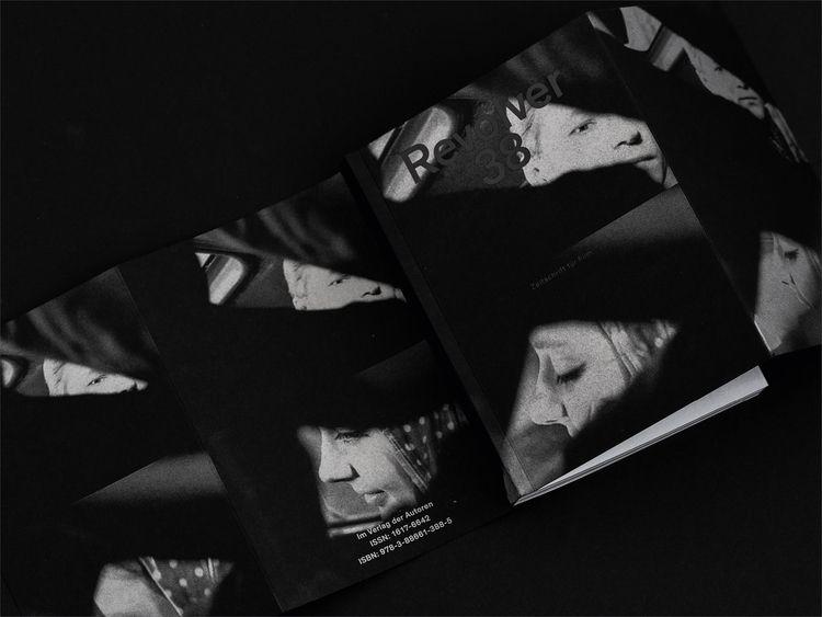 Book design film magazine Revol - northeastco   ello