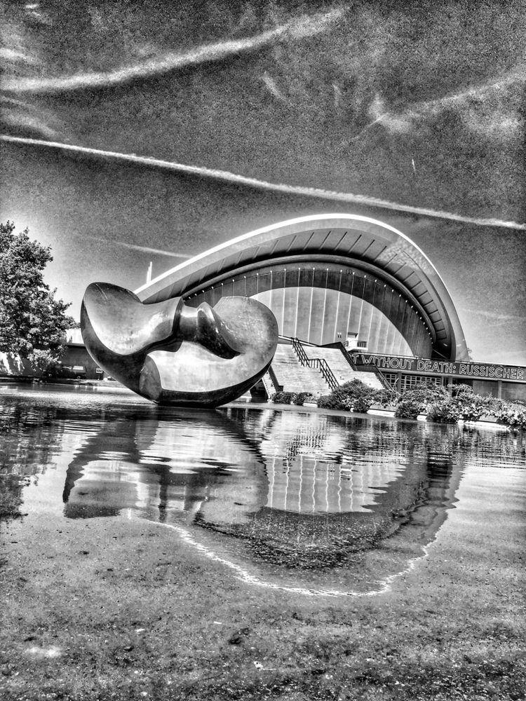 Haus der Kulturen Welt, Berlin  - renspacemadness | ello
