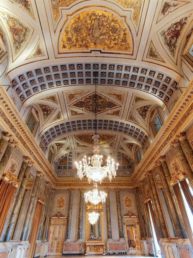( Napoleonic Great Hall Serbell - milanofotografo | ello
