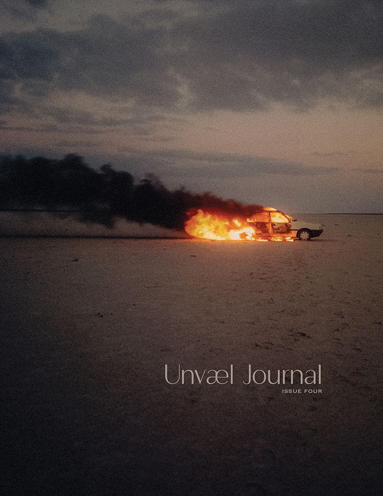 Unvael Journal Issue cover anno - unvaeljournal | ello
