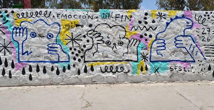STREET ART MEXICO <3 - streetart - safosone | ello