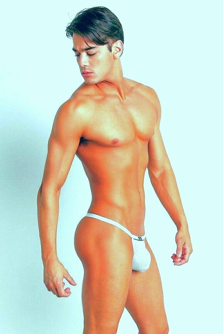 hombres interior - modelos, músculos - marcelolovescats | ello