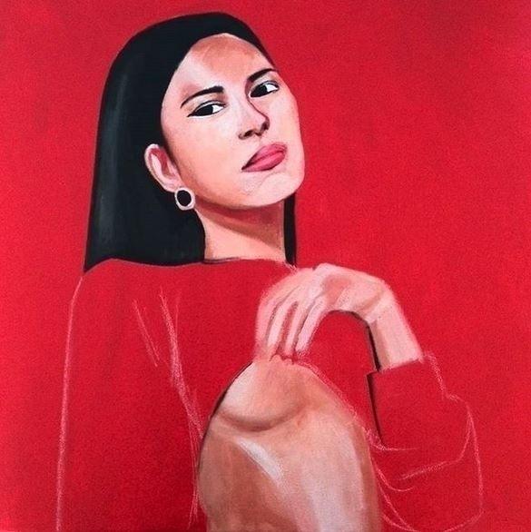 (acrylics canvas)  - ello, ellonew - katharinawozny | ello