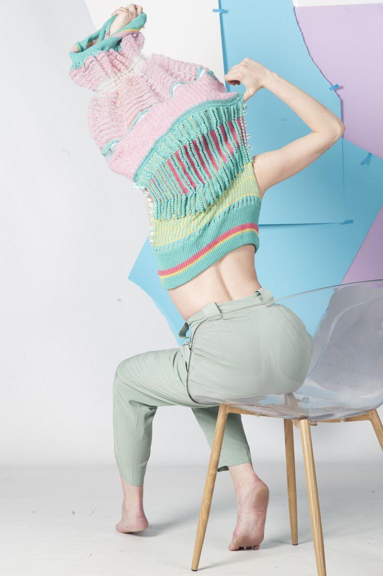 Pièce montée - fashion, colors, fashiondesign - lorefasquel | ello