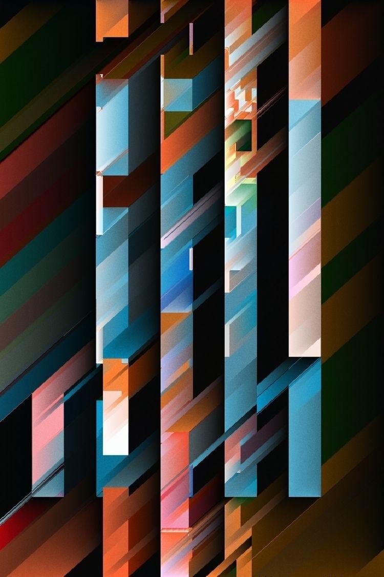 art, abstract, abstractart, digitalart - phil_clark | ello