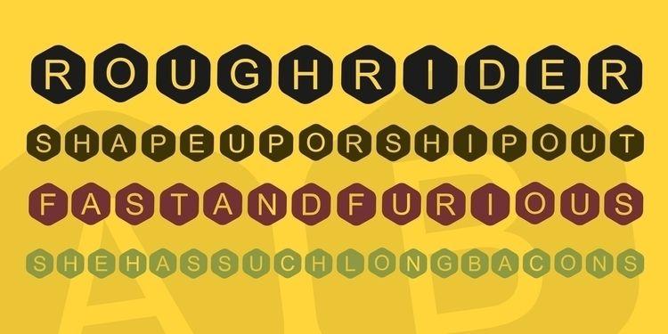 Font Honeycombs Slots created b - danielslots | ello
