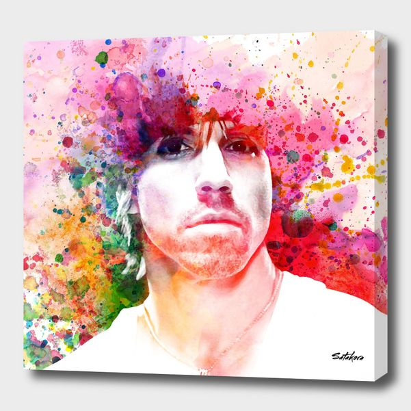 loves Anthony Kiedis - satakora | ello