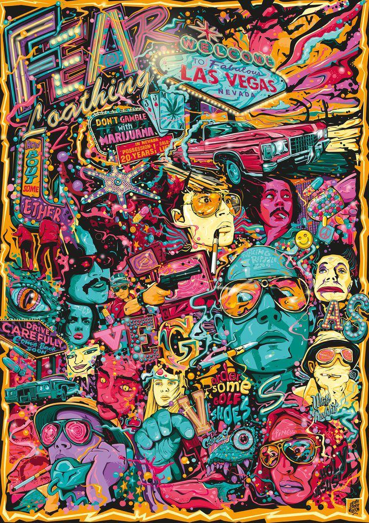 Fear Loathing Las Vegas Tribute - danielslots | ello