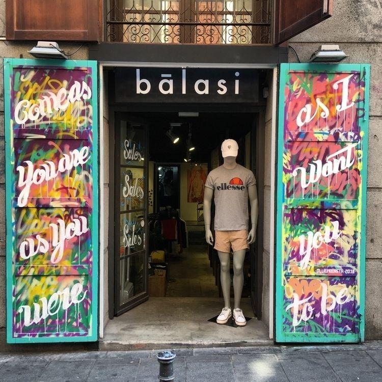 Madrid, Malasaña, Nirvana, streetart - antoniofse | ello