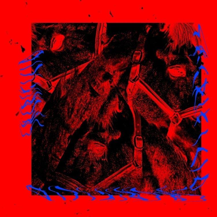 Album cover artwork designed An - tr3mila | ello