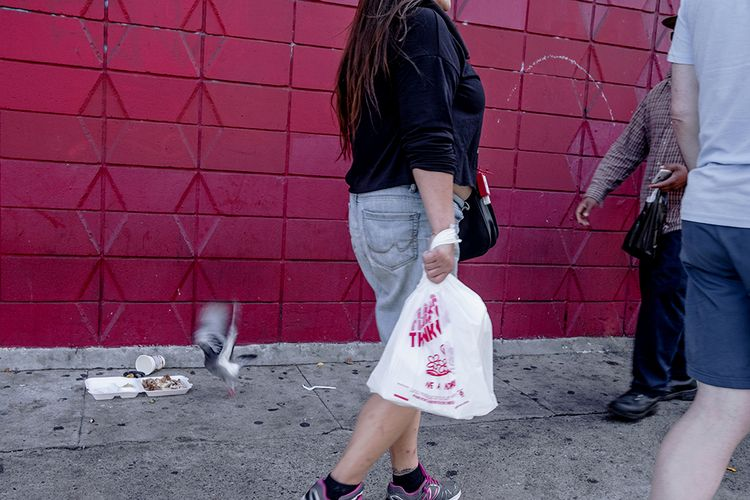 walkers, Chinatown, Los Angeles - frankfosterphotography | ello