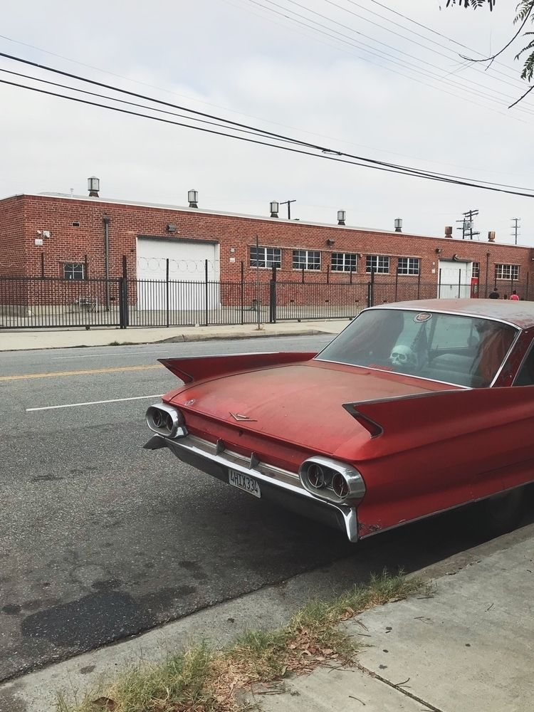 photography, red, colors, classiccar - thecalliefox | ello