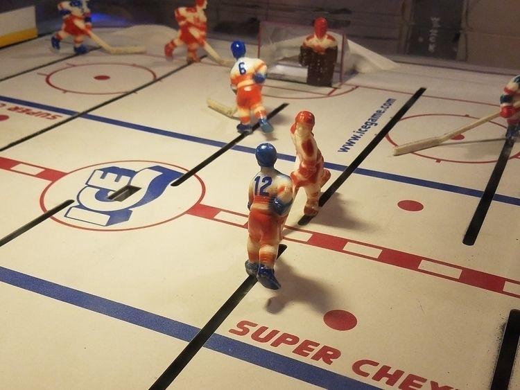 Super Chexx bubble hockey - arcade - 8bitcentral | ello
