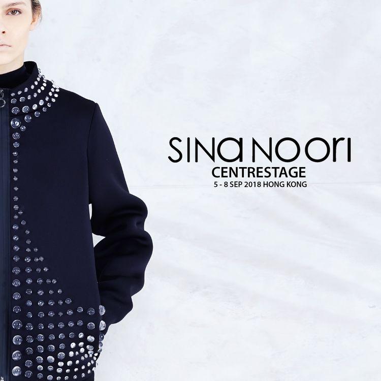 SINA NOORI CENTRESTAGE HONG KON - sinanoori | ello