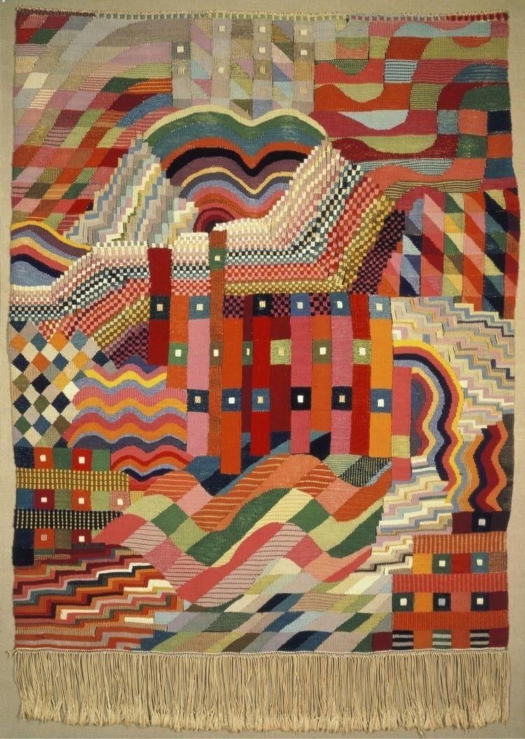 Gunta (1897-1983) German textil - bauhaus-movement | ello