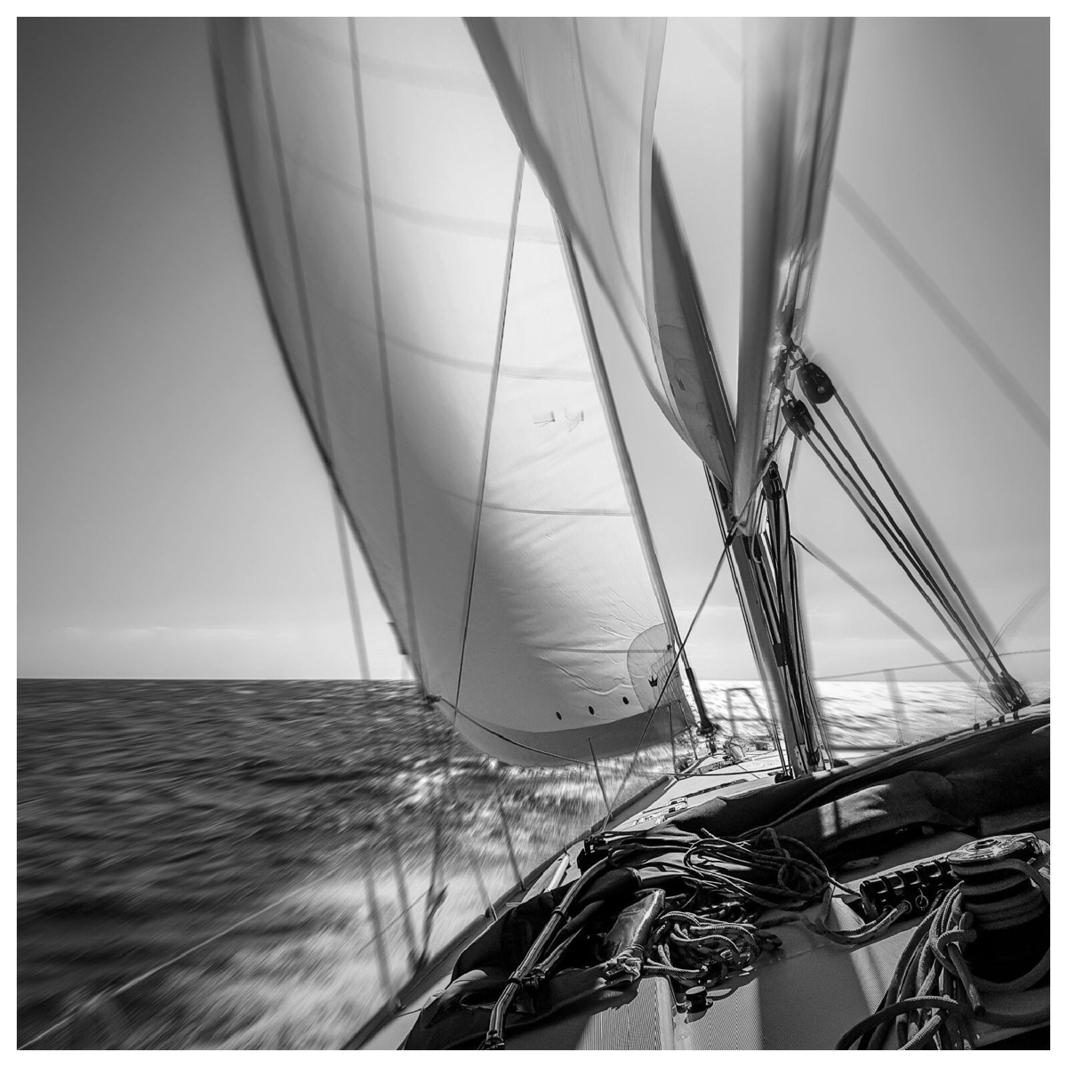 Sails unfurled series Série Voi - murielleetc | ello
