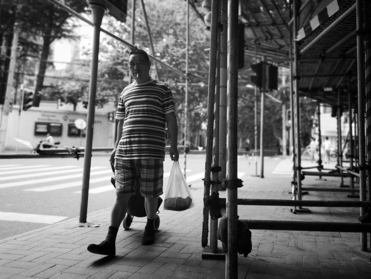 street, streetphotography, shanghai - blupace | ello