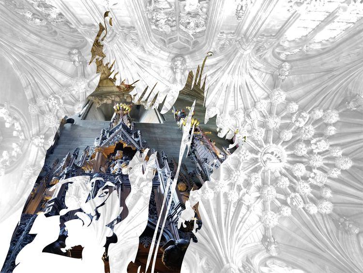 art, contemporaryart, photoremix - paulsmedberg | ello